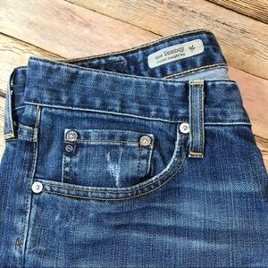 AG Adriano Goldschmied Tomboy Jeans Size 29R
